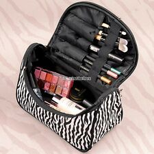 Waterproof Travel Cosmetic Case Toiletry Makeup Bag Zipper Organizer Pouch good
