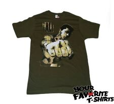 Muhammad Ali In Your Face Licensed Adult Shirt S-2XL