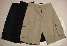 "DICKIES Mens WR888 13"" Loose fit cargo shorts 30 32 34 36 38 40 42 44 NWT"