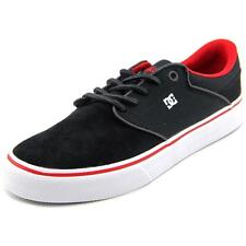 DC Shoes Mikey Taylor Vulc   Round Toe Suede  Skate Shoe