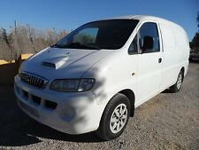 HYUNDAI H1 VAN 2.5 DIESEL SPANISH LHD IN SPAIN 78000 MILES AIR CON 2005