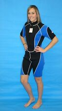 Wetsuit 3MM Female Shorty Style sizes Small to 5X Plus Size 9815