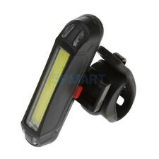 6 Modes Waterproof USB Rechargeable LED Bicycle Head Light Lamp Rear Tail Light