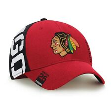 Chicago Blackhawks NHL Center Ice Draft Cap