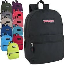 """Trailmaker Classic 17"""" Backpack Variety Of Colors Available New With Tags"""