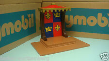 Playmobil 3659 Knights series King And His Court Throne base roof toy 111