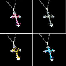 Jewelry Pendant HOT Women's Chain Cross Necklace Gift Men 2016 Stainless Steel