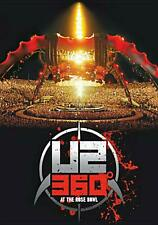 U2: 360 - At the Rose Bowl - DVD Region 2 Brand New Free Shipping