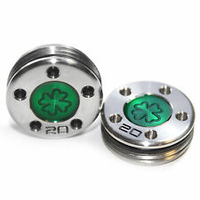 Custom Golf Putter Weights for Scotty Cameron Studio Select-LUCKY CLOVER Weights