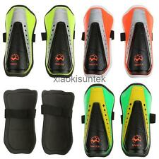 Adult Soccer Football Shin Guards Pads Protector Team Sports Support Shinguard