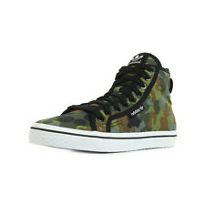 Chaussures Baskets adidas femme Honey Mid W taille Camouflage Textile Lacets