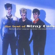 Stray Cats - Cats Stray Compact Disc