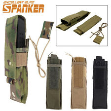 1000D Nylon Airsoft Tactical Military Molle Magazine Pouch Single Kriss Holder