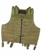 Blackhawk STRIKE MOLLE Tactical Vest Tan Military U.S. Navy NSW