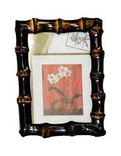 Burnt Bamboo Root Frame [ID 799916]