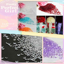 2000PC 4.5mm diamond table scatters wedding party Acrylic Crystals decoration