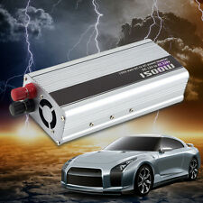 1500W 150W Car 12V to AC 220V Power Inverter Charger Converter for Electronic MO