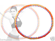 Hoola Hoop Weight Fitness Health Exercise Hula 2.9kg Massage Ball Woman Korea