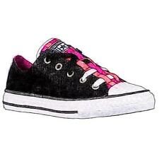 Converse All Star Loopholes Ox - Girls' Primary Sch. Sch. Basketball Shoes (BK/