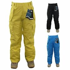 NEW QUIKSILVER Porter Pant Mens Ski Snowboard 8K Waterproof Snow Warm