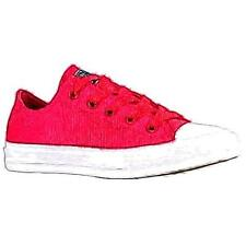 Converse Chuck Taylor II Ox - Boys' Primary School Basketball Shoes (Red)