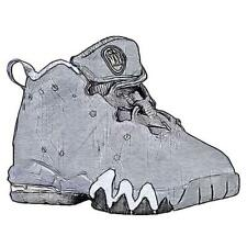 Nike Air Max Barkley - Boys' Toddler Basketball Shoes (Dark Grey/Grey/White)
