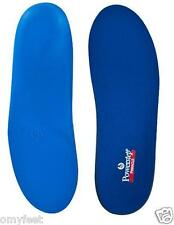 PowerStep Pinnacle Orthotics Arch Support Insoles #E Women's 10-10.5 Men's 8-8.5