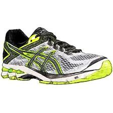 ASICS® GT-1000 4 - Men's Running Shoes (White/Onyx/Flash Yellow Width:Medium)