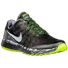 Nike Dual Fusion Trail 2 - Men's Running Shoes (BK/Wolf GY/Volt/Wolf GY/Cool GY)