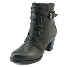 Antelope 706 Women  Round Toe Leather  Ankle Boot