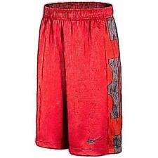 Nike LeBron Essential Basketball Shorts - Boys' Primary Sch. (University RD/BK/