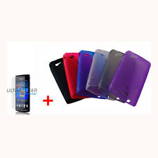S-LINE SILICONE TPU CASE COVER FOR SONY ERICSSON XPERIA ARC S SELECTION