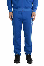 "Emporio Armani EA7 ""Train Big"" Bright Blue Track Sweat Pants Size M L XL 2XL"