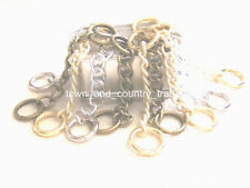 Handle Chains for Miche Bags; 4 Chains or 2 Chains; Antique Brass, Gold, Silver