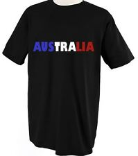 AUSTRALIA COUNTRY FLAG PRIDE Unisex Adult T-Shirt Tee Top