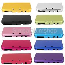 Aluminum Hard Skin Case Cover Shell Protector for NEW Nintendo 3DS LL XL Console