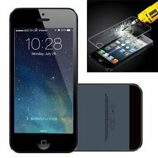 New Hot Premium Real Screen Protector Tempered Glass Protective Film For iPhone
