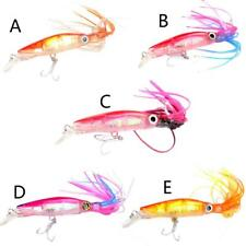 14cm Fishing Skirts Lures Squid Skirt Teasers Kingfish Tuna Big Game Bait