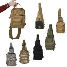 Hiking Camping Shoulder Bag Army Military Tactical Trekking Backpack Chest Pack