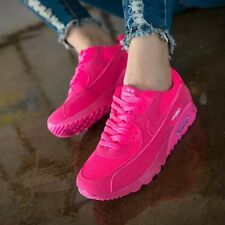 fashion  Casual Walking Sneakers Lace-up Athletics Running Women's Sports Shoes