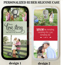 LOVE WEDDING PHOTO CUSTOMIZE PHONE CASE FOR SAMSUNG GALAXY S7 S6 S5 NOTE 5 4 3