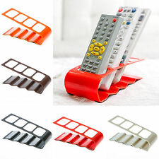 1× Lastest TV DVD VCR Remote Control Holder Stand Storage Caddy Organiser Box