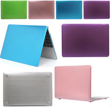 """For Apple MacBook Air Pro Retina 11"""" 12"""" 13"""" 15"""" Hard Rubberized Case Cover Skin"""