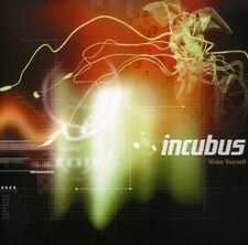 Make Yourself - Incubus New & Sealed Compact Disc Free Shipping