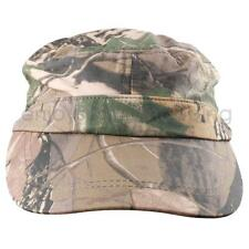 Outddoor Cotton Army Cadet Military Patrol Castro Cap Driving Summer Hat Unisex