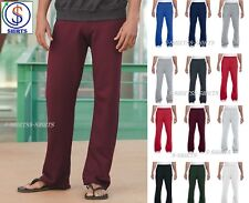 JERZEES NuBlend Open Bottom Pocketed Sweatpants 974MP S-3XL OR Youth 974YPR SALE