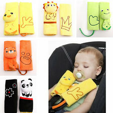Baby Child Stroller Car Seat Safety Belt&Strap Cover Pad Cushion Shoulder Holder