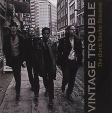 Bomb Shelter Sessions - VINTAGE TROUBLE New & Sealed Free Shipping