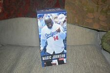 MAGIC JOHNSON MINT Bobblehead Dodgers 9-12-14 2014 RARE!!! SGA Giveaway NIB