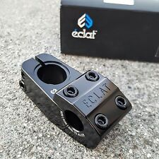 ECLAT BMX BIKE SLATTERY BLACK BICYCLE STEM 51MM REACH PRIMO CULT SUNDAY